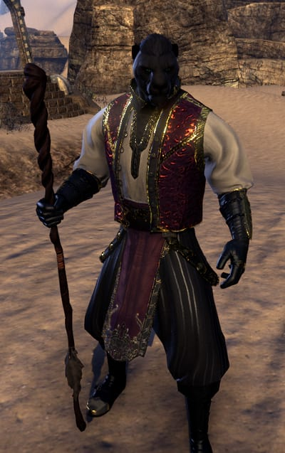 Trader Lord Regal Outfit