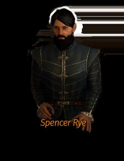 Spencer Rye